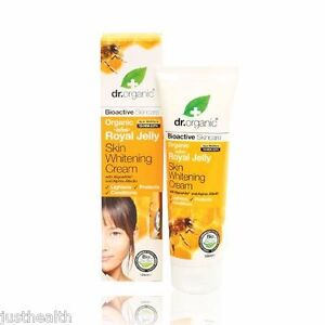 Dr Organic Royal Jelly Skin Whitening Cream 125ml | Doctor
