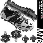 Mountain Bike Shoes Pedals