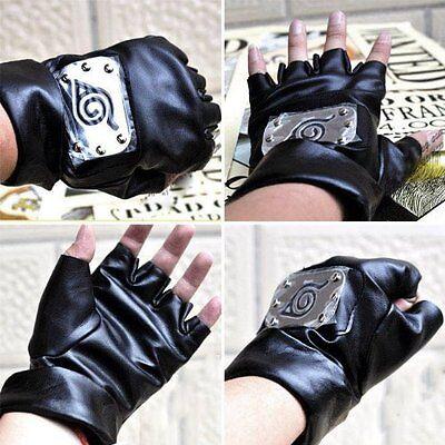 Naruto Kakashi Hatake Handschuhe Cosplay Kostüm Konoha Ninja Sasuke