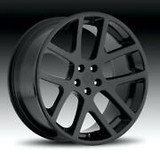 Jeep Commander Wheels