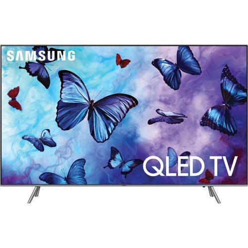 """Samsung Qn75q6fn 75"""" Class Smart Qled 4k Hdr Quantum Dot Tv With Wi-fi"""
