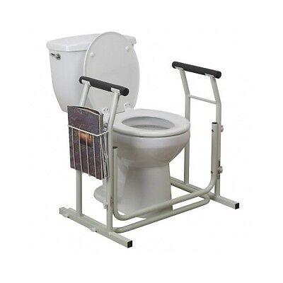 Rest room Safety Rail Bathroom Grab Bar Elderly Disability Support Handicap Abide