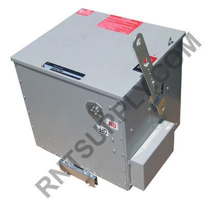 GENERAL ELECTRIC SB325R BUS PLUG 400A 240VAC 3P3W FUSIBLE SPECTRA SB