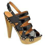 High Gladiator Sandals