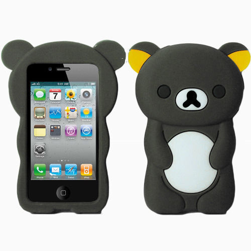 Bear Case For IPhone 4s