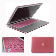MacBook Pro 13 Rubberized Case Pink