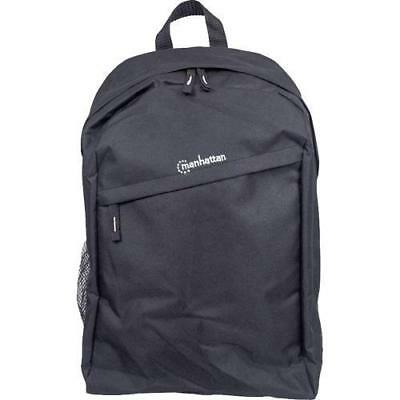 """Manhattan 439831 Knappack Backpack For Laptop Computer Up To 15.6"""""""