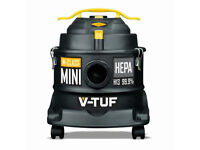 V-TUF 110V M Class Rated Dust Extractor