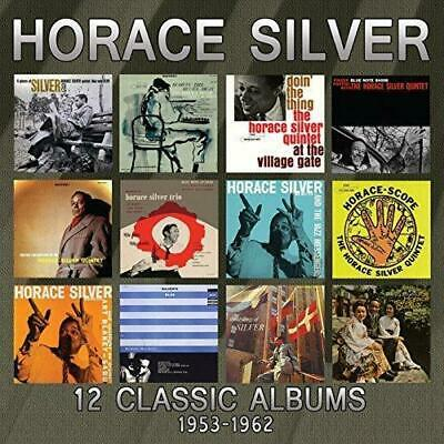 Horace Silver - 12 Classic Albums 1953-1962 (NEW 6CD)