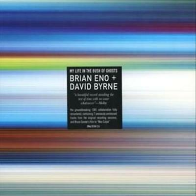 DAVID BYRNE/BRIAN ENO - MY LIFE IN THE BUSH OF GHOSTS [VIRGIN] NEW CD
