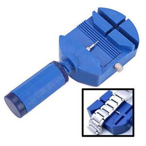 Watch Link Remover Tool Band Slit Strap Bracelet Pin Adjuster Repair Tool Kit