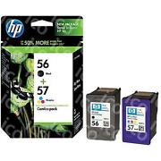 HP Printer Ink Cartridge 56 57