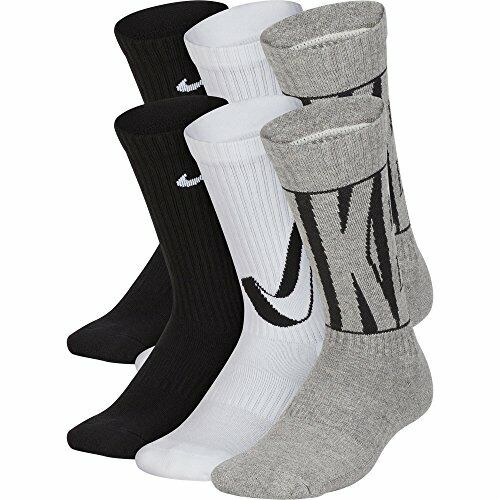New Nike Youth Everyday Max Cushioned Dri Fit Socks Sizes + Colors + Athletics