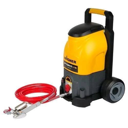 wagner project pro 115 airless paint sprayer
