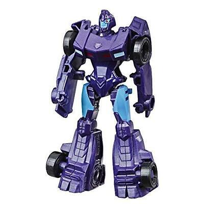Transformers Cyberverse Action Attackers: Scout Class Shadow Striker Action Figu