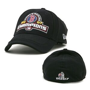 RED SOX 2007 World Series Champions Locker Room Hat YOUTH