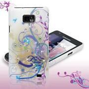 Samsung Galaxy S2 Case Bling Crystal
