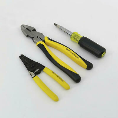Smart Electrician 4 Piece Electricians Tool Kit Free Gift