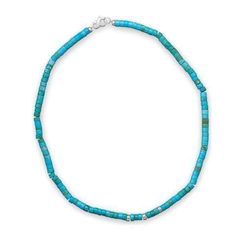 mens turquoise necklace ebay