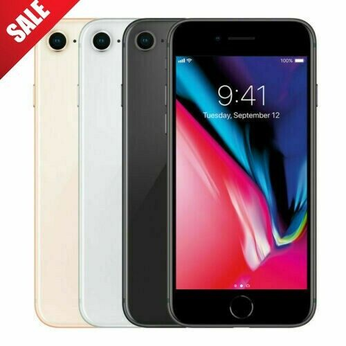 Apple iPhone 8 64GB T-mobile   AT&T   Sprint   Factory Unlocked & Others