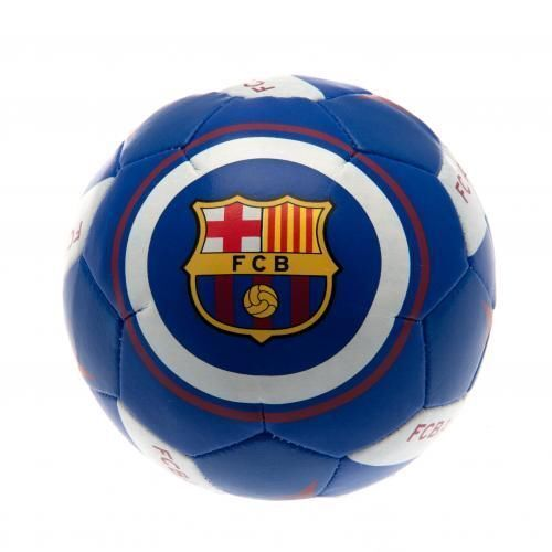 Official Licensed Football Product FC Barcelona 4 Inch Mini Soft Ball Trick Fun