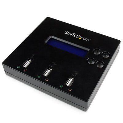 Startech.com USBDUP12 1-to-2 Standalone Usb Stick Ext Duplicator & Eraser