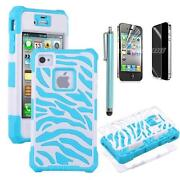 iPhone 4 Zebra Soft Case