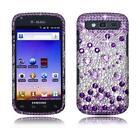 Samsung Galaxy s 4G Purple Case