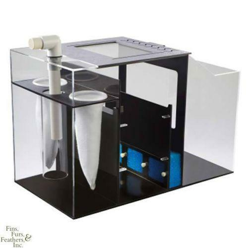 acrylic sump fish aquariums ebay