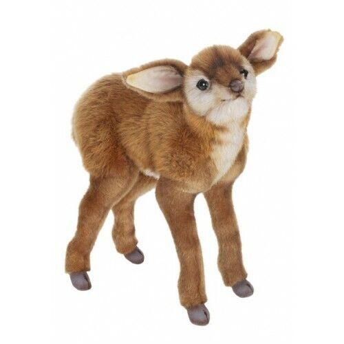 "Hansa Bushbuck Kid Plush Toy 12"" High"