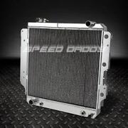 Jeep Wrangler Aluminum Radiator