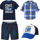 5 Size Denim Outfits & Sets (Sizes 4 & Up) for Boys