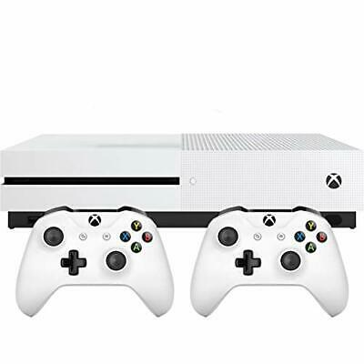 Microsoft Xbox One S Two-Controller Bundle 1TB Gaming Console BRAND NEW