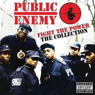 Public Enemy   Fight The Power  Collection  New Cd  Uk   Import