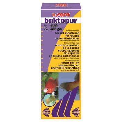 sera baktopur 100 ml Arzneimittel für Zierfische