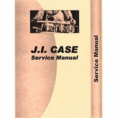 Service Manual - 700 Series 800 Series Case 700 700 800 800 730 730 830 830
