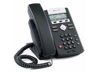 Polycom SoundPoint IP 335 Phone x 54 with PSU
