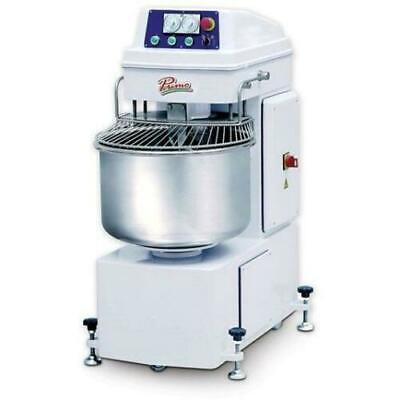 New Primo Psm-40e Commercial Spiral Dough Mixer 44 Lb. Flour Capacity