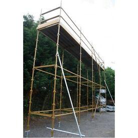 Kwikstage scaffolding package steelstage boards