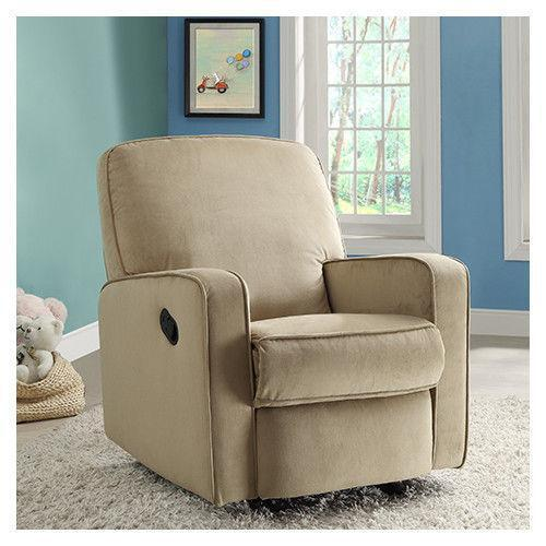Swivel Glider Recliner Ebay