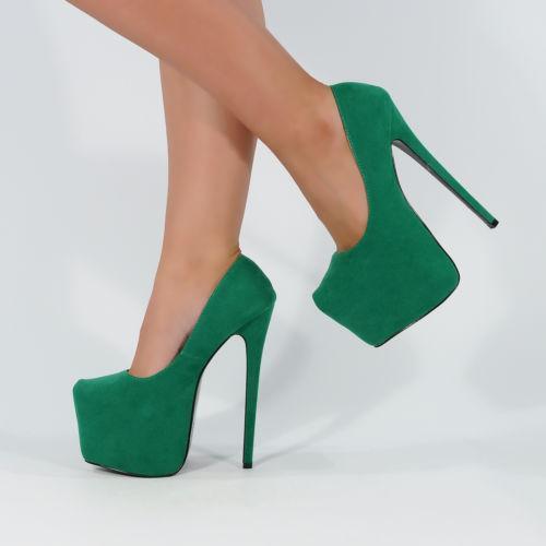 Emerald Green Shoes Ebay