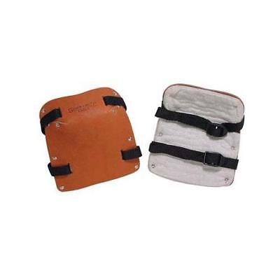 Gu3470 Silverline Knee Pads Leather One Size Diy Safety And Workwear Tool