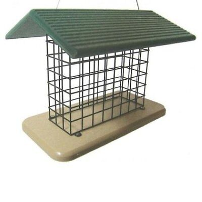 Birds Choice Seed & Suet Block Feeder Bird Feeder SNBLOCK