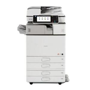 Only $56/month Lease 2 Own 11x17 Ricoh Colour Laser Printer Copier MP C2503 2503 Photocopier Used Printers for sale Ontario Preview