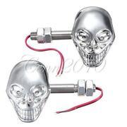 Skull Turn Signals