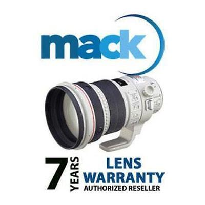 Mack 7 Year Worldwide Warranty for Lenses under $1000