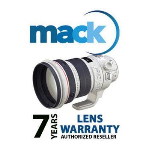 Mack Extended 7 Year Warranty for Lenses under $1000, #1017