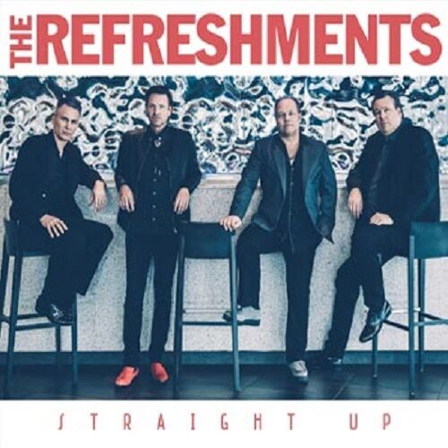 CD The Refreshments- Straight Up, 2016, NEU