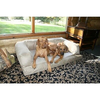 Extra Large Dog Bed Orthopedic Foam XL Sofa Couch Breed Size Washable Oversized