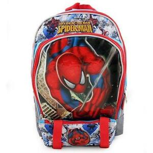 Spider-Man Toddler Backpack [BONUS Pencil Case]